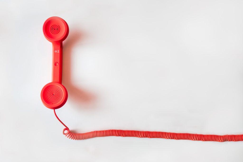 Kontakt TeleForwarding für eine kostenlose Rufnummer