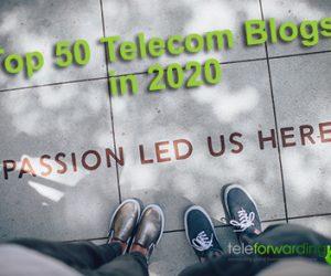 Bester Telekommunikations Blog 2020 – Wir Sind Nominiert Bei Den Top 50!