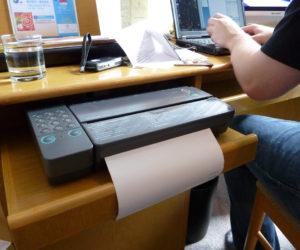 Gebrauchsanleitung Mail2Fax